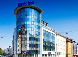 Park Inn by Radisson Nürnberg, hotel in Nuremberg