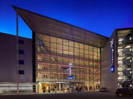 Radisson Blu Hotel London Stansted Airport, hotel a Stansted Mountfitchet