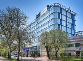 Radisson Blu Hotel Kaliningrad, boutique hotel in Kaliningrad