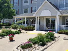 Country Inn & Suites by Radisson, Bloomington-Normal West, IL, hotel near Central Illinois Regional Airport - BMI, Bloomington