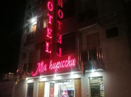 Hotel Spa Machupicchu, family hotel in Tacna