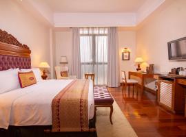 Royale Chulan Kuala Lumpur, spa hotel in Kuala Lumpur