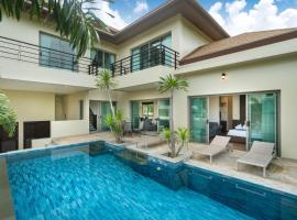 Villa Sole- Luxury Tropical Private Pool Villa By VRP