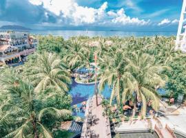 Sanya Chen Guang Holiday Seaview Apartment