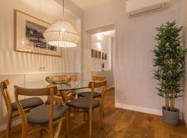 Upscale & Modern 2BDR Apartment, Ferienwohnung in Lissabon