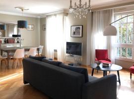 Le T3 des Jacobins: Appartement hypercentre avec parking