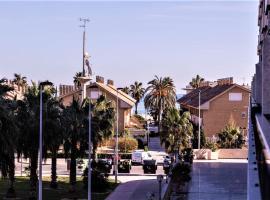 Marin Beach Apartments Patacona, hotel with pools in Valencia