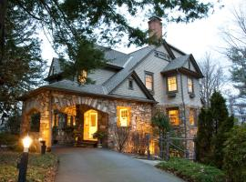 North Lodge on Oakland Bed and Breakfast