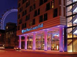 Park Plaza County Hall London, hotel em Londres