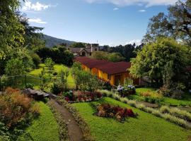 Santuario Lodge Agro-Hotel