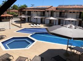 Pousada Manoá, hotel em Arraial d'Ajuda