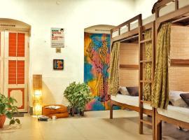 International Travellers' Hostel, hostel in Varanasi