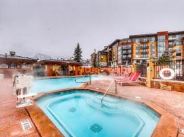 Sundial Lodge #316A, apartment in Park City