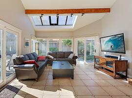 """New Listing! """"Surfer's Paradise"""" w/ Backyard Oasis Mature home"""