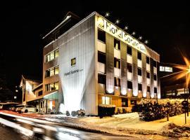 Sonne - Hotel am Campus Dornbirn