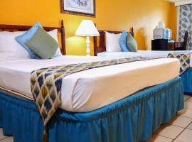 Pineapple Court Hotel, hotel in Ocho Rios