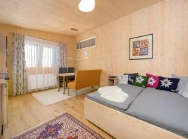 Appartement - Vollholz Studio im Zentrum von Flachau, Ferienwohnung in Flachau
