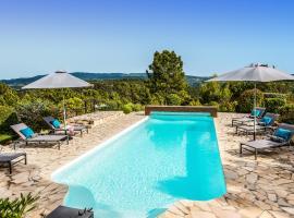 Roussillon Villa Sleeps 8