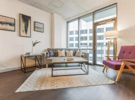 Lux High-Rise Flat + Walk Score 98, hotel with pools in Philadelphia