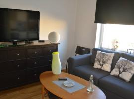 Bright, fully furnished flat in mid-town of Malmö