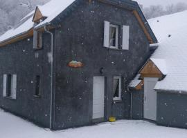 CHALET TOY