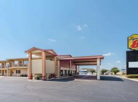 Super 8 by Wyndham Waco/Mall area TX