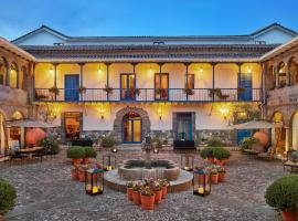 Palacio del Inka, A Luxury Collection Hotel, hotel with jacuzzis in Cusco