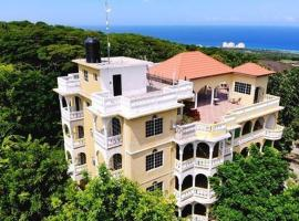 Takuma Boutique Hotel and Villa Suites, hotel in Montego Bay