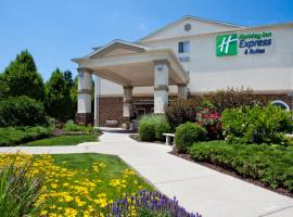 Holiday Inn Express and Suites Allentown West, hotel with pools in Allentown