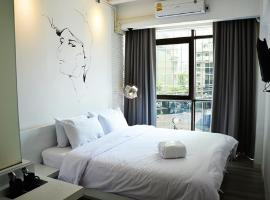 3Howw Hostel @ Sukhumvit 21, boutique hotel in Bangkok
