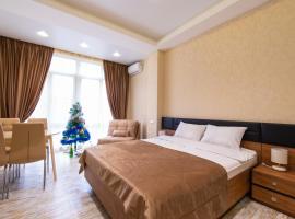 Gorki Gorod Ski 25, apartment in Estosadok