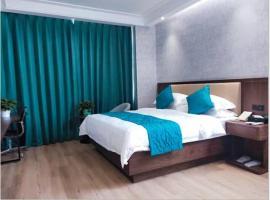 GreenTree Inn Yinchuan International Trade City Business Hotel
