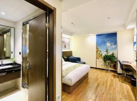 VxWuxi Binhu District Wanda Tourist City Hotel