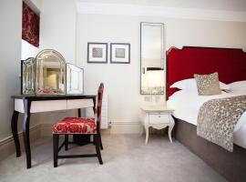 The Apartments by The Sloane Club, self catering accommodation in London