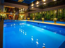 Srebrny Bucznik Hotel & Restauracja – hotel w pobliżu miejsca Skocznia narciarska Wisła-Malinka w Istebnej