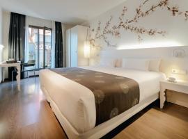 Hesperia Barcelona Ramblas, hotell i Barcelona