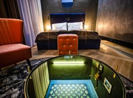 Noble Boutique Hotel - Adults Only, hotel near Dohany Street Synagogue, Budapest