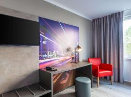 Hotel Indigo Berlin - East Side Gallery, hôtel à Berlin