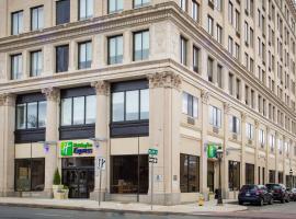 Holiday Inn Express - Springfield Downtown