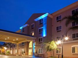 Holiday Inn Express Hotel & Suites Los Angeles Airport Hawthorne, hotel  v blízkosti letiska Medzinárodné letisko Los Angeles - LAX