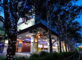 Crowne Plaza Auckland, hotel in Auckland