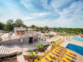 Lanterna Premium Camping Resort by Valamar, hotel in Poreč