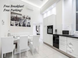 Vika Residence Deluxe Apartments Budapest Central