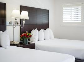 Alpine Inn near Convention Center and the Park, hotel near Knotts Berry Farm, Anaheim