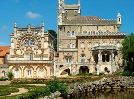Palace Hotel do Bussaco, hotel in Luso