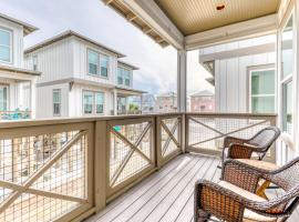 Coconut Lagoon, three-star hotel in Gulf Shores