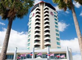 Crowne Plaza Santo Domingo, hotel near Malecon, Santo Domingo