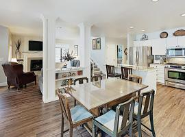 New Listing! Modern Eaglewood Townhome w/ Hot Tub townhouse