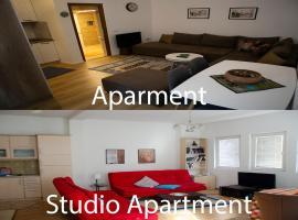 City Center Studio & Apartment