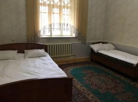 Said Ali-Rizo Hostel, hotel in Samarkand